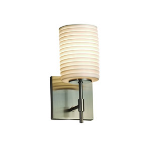 Limoges Collection™ Brushed Nickel 4.5-Inch LED Wall Sconce