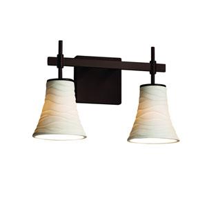 Limoges Collection™ Dark Bronze 15-Inch LED Bath Bar