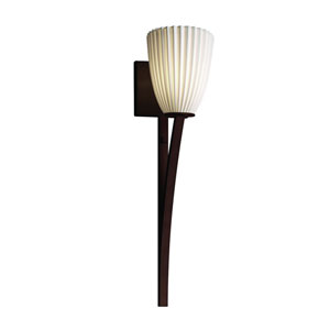 Limoges Collection™ Dark Bronze 5-Inch LED Wall Sconce