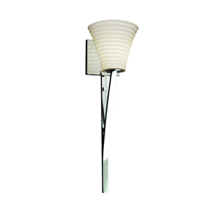 Limoges Collection™ Polished Chrome 6-Inch LED Wall Sconce