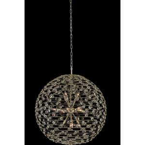 Gemini Champagne Gold 16-Light Pendant