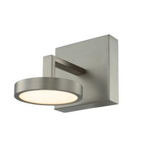 Eaton Satin Nickel LED Bath Vanity