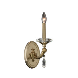 Floridia Gold One-Light Sconce