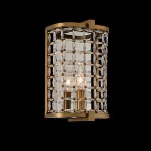 Verona Brass One-Light Sconce