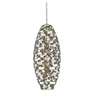 Gemini Champagne Gold 12-Light Pendant