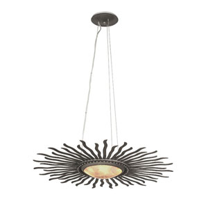 Polaris Florence Gold LED Pendant