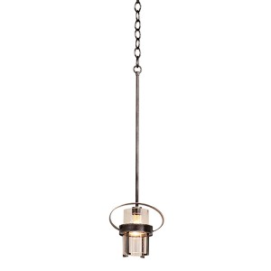 Bexley Vintage Iron One-Light Mini Pendant