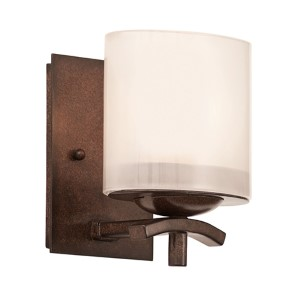 Stapleford Tuscan Sun One-Light Bath Fixture