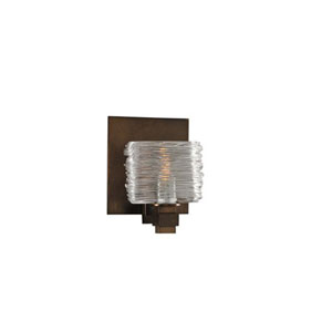 Clearwater Vintage Bronze One Light Bath Sconce