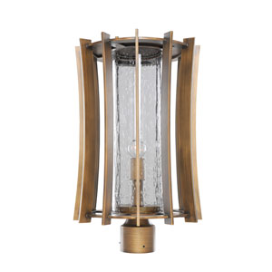 Ronan Modern Bronze One Light Post Mount