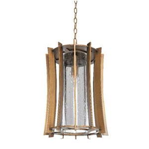 Ronan Bronze One Light Pendant
