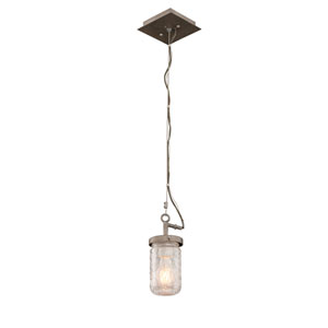 Highland Country Iron 12-Light 3.75-Inch Mini Pendant