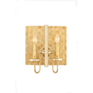 LaSalle Honey Gold 1-Light 12.75-Inch Wall Bracket