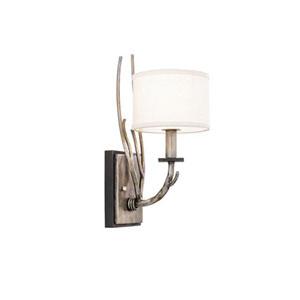 Denali Bronze Jewel Tone 1-Light 6-Inch Wall Bracket