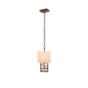Hudson Bronze Gold One Light Mini Pendant