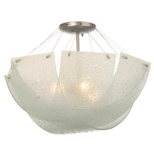 Cirrus Semi-Flush Ceiling Light