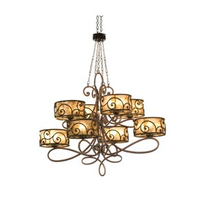 Windsor Forty-Light Chandelier