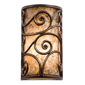 Windsor Antique Copper One-Light Wall Bracket