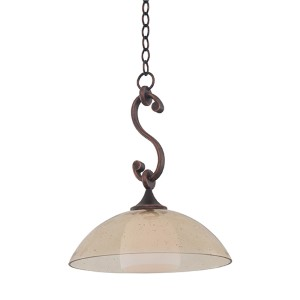Arroyo Antique Copper One-Light Pendant