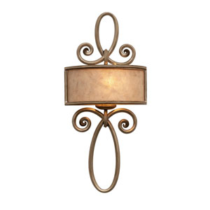 Whitfield Antique Copper One Light Wall Sconce