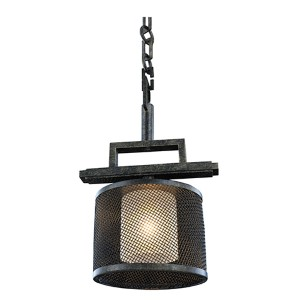 Stanley Volcano Bronze One-Light Mini Pendant