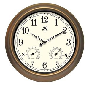 The Craftsman Wall Clock