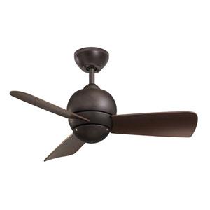 Oil Rubbed Bronze Tilo Ceiling Fan