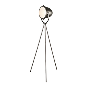 Oculus Antique Metal One-Light Floor Lamp