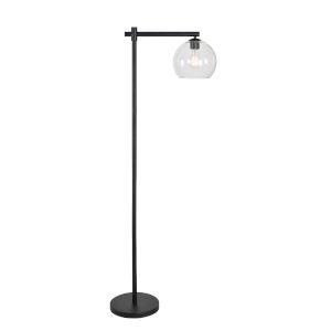 Clarke Bronze Shaded Floor Lamp