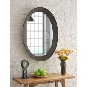 Antillean Galvanized Wall Mirror