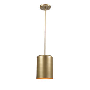 Porter Gold One-Light Mini Pendant