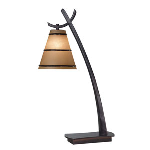 Wright Oil Rubbed Bronze Desk Accent Lamp