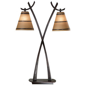 Wright Oil Rubbed Bronze Table Lamp