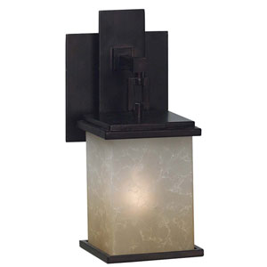 Plateau Oil Rubbed Bronze One-Light Wall Sconce