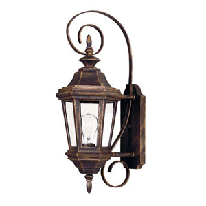 Estate One-Light Outdoor Wall-Mounted Lantern