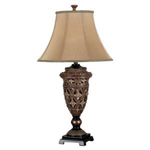 Sofie Golden Bronze Table Lamp