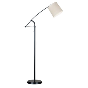 Reeler Oil Rubbed Bronze Floor Lamp