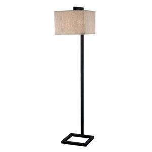 4 Square Floor Lamp