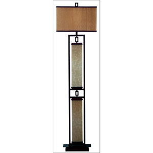 Plateau Oil Rubbed Bronze Floor Lamp