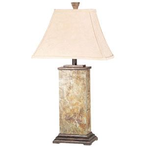Bennington Natural Slate Table Lamp