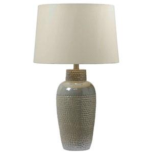 Dixey Iridescent Ceramic Table Lamp