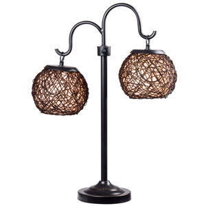 Castillo Bronze Outdoor Table Lamp