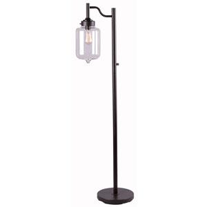 Casey Oil Rubbed Bronze One-Light Floor Lamp