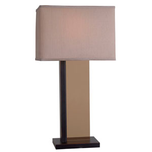 Skyline Oil Rubbed Bronze One-Light Table Lamp