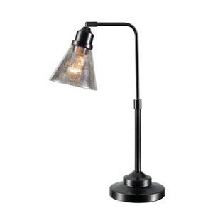 Bessy Warm Bronze 14-Inch One-Light Desk Lamp