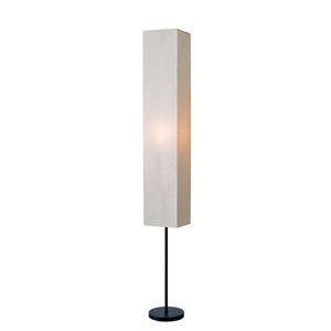 Netherlands Oil Rubbed Bronze 8-Inch One-Light Floor Lamp