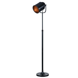 Allen Oil Rubbed Bronze One-Light Floor Lamp