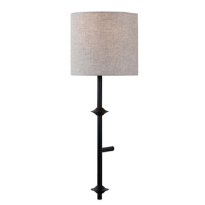 Wallace Bronze One-Light Wallchiere