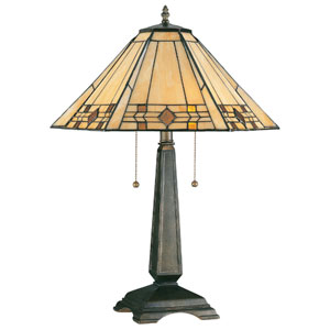 Willow Bronze Table Lamp