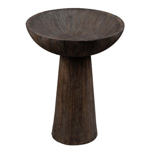 Woodland Outdoor Bird Bath